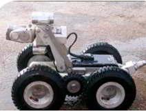 inspeccion robotizada